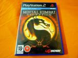 Joc Mortal Kombat Deception PS2, original, alte sute de jocuri!, Actiune, 16+, Multiplayer