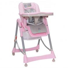 Scaun De Masa Cangaroo Bon Apetit New Roz - Masuta/scaun copii