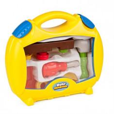 Trusa De Unelte Baby Brico Miniland - Vehicul