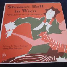 Straus / hans swarowsky-strauss-ball in wien: walzer und polkas_vinyl, LP, elvetia - Muzica Clasica Altele, VINIL