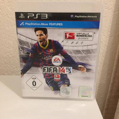 Joc Original Fifa 14 Playstation 3 PS3 - Fifa 14 PS3 Ea Sports