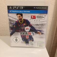 Joc Original Fifa 14 Playstation 3 PS3 - Fifa 14 PS3 Ea Sports