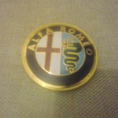 Sigla emblema - ALFA ROMEO - 74 mm - Embleme auto