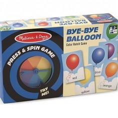 Joc Pentru Invatarea Culorilor La Revedere Balonasule Melissa And Doug Melissa & Doug