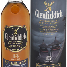 Glenfiddich 15 Ani Distillery Edition 0.7L - Whisky