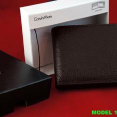 Portofel Calvin Klein 2017, 100% PIELE, 100% ORIGINAL - Portofel Barbati