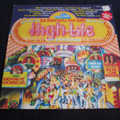 Various - high life - 20 original top hits _ vinyl, LP, - Muzica Pop Altele, VINIL