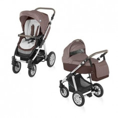 Baby Design Dotty 19 Brown 2016 - Carucior 2 In 1 - Carucior copii 2 in 1