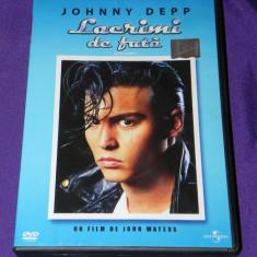 DVD film LACRIMI DE FATA / cry babby johnny depp - Film Colectie, Romana
