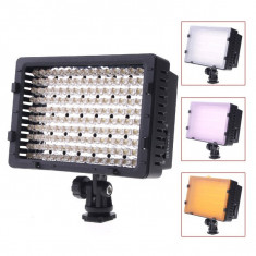Lampa foto-video 160 LED-uri CN-160 - Lampa Camera Video
