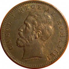 2 bani 1900 5 aUNC - Moneda Romania