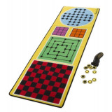 Joc Covoras 4 In 1 Melissa And Doug - Jocuri Board games