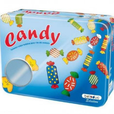 Joc Candy Metal Box Beleduc - Joc board game