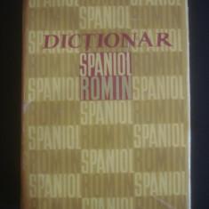 N. FILIPOVICI, R. S. PEREZ - DICTIONAR SPANIOL ROMAN