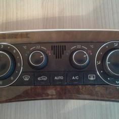 Tablou comanda incalzire(butoane) MercedesC Klass (W 203) Cod OE: A2038303485 - Dezmembrari Mercedes-Benz
