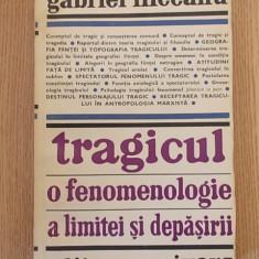 TRAGICUL, o fenomenologie a limitei si depasirii- GABRIEL LIICEANU - Filosofie
