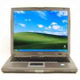 Laptop DELL Latitude D510, Intel Pentium M, 1.73 GHz, 1GB DDR2, 40GB SATA, DVD-ROM, Intel Pentium 4, 1501- 2000Mhz, Diagonala ecran: 14, Sub 80 GB