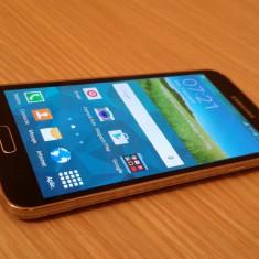 Samsung Galaxy S5, negru, liber de retea - Telefon Samsung, Neblocat