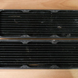 Radiator water cooling PC 3x 120mm (360 mm).