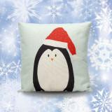 Fata Perna De Decor - Tema Craciun - Model Pinguin