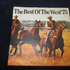 Various - the best of the west '75 _ vinyl, 7