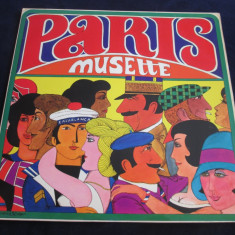 Andre graf - paris musette _ vinyl, LP, elvetia - Muzica Pop, VINIL