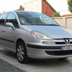 Peugeot 807 7 locuri, 2.0 HDI, an 2006, Benzina, 1997 cmc, 179000 km