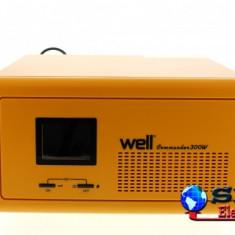 Sursa neintreruptibila pentru centrale termice 230V/300W, UPS, Well