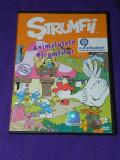 DVD desene animate - Strumfii - ANIMALUTELE STRUMFILOR DUBLAT IN ROMANA