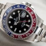 Ceas Luxury Rolex GMT Master II Red Blue Edition Barbati replica 1:1 | GARANTIE