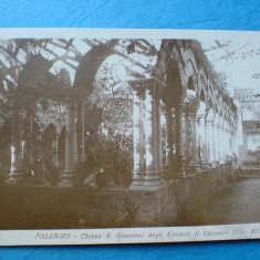 C. P. pentru Gheorghe Teodorescu Kirileanu, Palatul Regal din Calea Victoriei - Carte postala tematica, Circulata, Fotografie, Italia