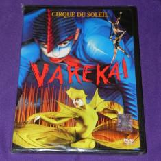DVD CIRQUE DU SOLEIL VAREKAI - Film Colectie, Romana