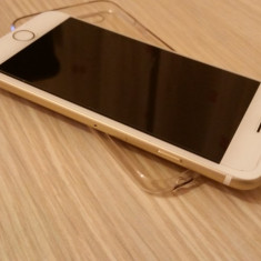 Apple iPhone 6s, gold, impecabil, 16 GB, liber de retea - Telefon iPhone Apple, Auriu, Neblocat