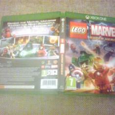 LEGO MARVEL - XBOX ONE - Jocuri Xbox One, Actiune, 16+, Multiplayer