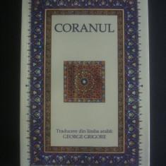 CORANUL traducere din limba araba: GEORGE GRIGORE - Carti Islamism, Trei