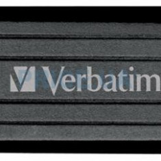 Pendrive Verbatim 32 GB Pin Stripe, negru - Stick USB
