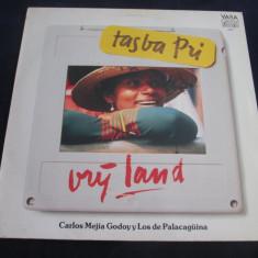Carlos mejia godoy y los de palacaguina-tasba pri (vrij land)_vinyl, LP, olanda - Muzica Folk Altele, VINIL