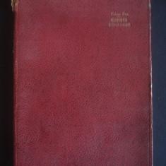 EDGAR POE - CONTES ETRANGES {editie veche, limba franceza} - Carte veche