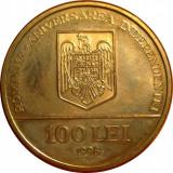 100 lei 1998 PROBA Tombac - Moneda Romania