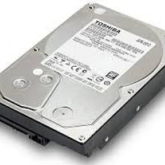 Hdd sata TOSHIBA 3 TB, oferta limitata, garantie 6 luni - Hard Disk Toshiba, Peste 2TB, Rotatii: 7200, SATA 3, 64 MB