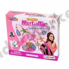Set pentru confectionat brelocuri metalice - Jocuri Forme si culori