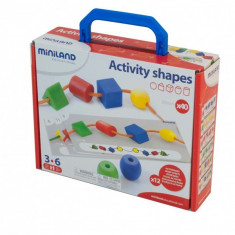 Activitati Educative - Forme Geometrice Miniland