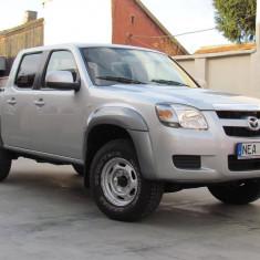 Mazda BT 50 4x4, 2.5 Turbo Diesel, an 2008, Motorina/Diesel, 1 km, 2498 cmc