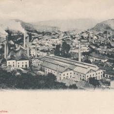 RESITA, VEDERE GENERALA., CLASICA - Carte Postala Banat pana la 1904, Necirculata, Printata