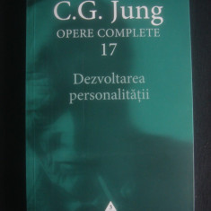CARL GUSTAV JUNG - OPERE COMPLETE volumul 17 DEZVOLTAREA PERSONALITATII - Carte Psihologie, Trei