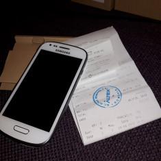 Samsung Galaxy S3 Mini Alb - Telefon mobil Samsung Galaxy S3 Mini, 8GB, Neblocat