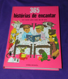 365 historias de encantar - carte  copii portugheza ilustratii superbe (c1075