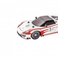 Masinuta Telecomanda Mondo Pentru Copii Porsche 918 Spyder Salzburg Racing Scara 1:16 Cu Acumulatori - Masinuta electrica copii