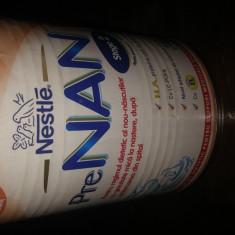 Lapte praf PreNan stagiu 2 - Lapte praf bebelusi Nestle