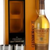 Glenmorangie 10 Ani Cu 2 Pahare Metalice 0.7L